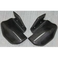 Exhaust Guard for Ducati Monster 600 620 750 900ie Dark 00-06 Carbon Fiberglass