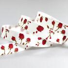 Free Shipping wedding festival 5 Yards 3/8''10mm Grosgrain Ribbon DY042