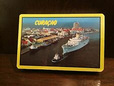 Vintage Curaçao Souvenir Playing Cards New Sealed