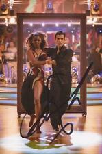 STRICTLY COME DANCING: DANNY MAC SIGNED 6x4 ACTION PHOTO+COA