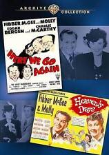 Fibber McGee and Molly: Double Feature - Here We Go Again/Heavenly Days (DVD,...