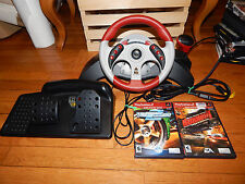 Mad Catz Universal Racing Wheel with 2 games