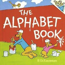 Pictureback: The Alphabet Book by P. D. Eastman (1974, Paperback)