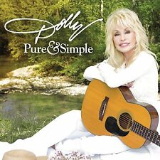 DOLLY PARTON - PURE & SIMPLE  (CD) Sealed