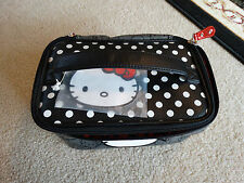 Hello Kitty by Sanrio co loungefly collectible makeup bag