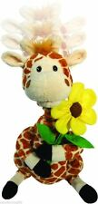 "Cuddle Barn 12"" Animated Plush Gerry Giraffe Sings ""Your Love Lifts Me"" CB94974"