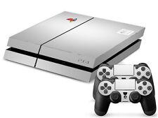 Sony PS4 Playstation 4 Skin Design Aufkleber Schutzfolie Set - Anniversary Motiv