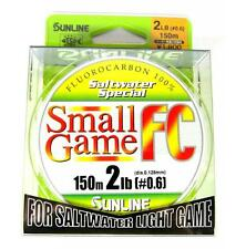Sunline Fluorocarbon Line Small Game FC 150m 4lb , 0.165mm (3542)