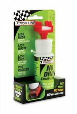 FINISH LINE NO DRIP CHAIN LUBER LUBE BIKE CHAIN BICYCLE CHAIN TOOL NEW NO MESS!