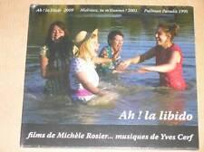 RARE CD MUSIQUE DES FILMS DE MICHELE ROSIER / AH LA LIBIDO / NEUF SOUS CELLO
