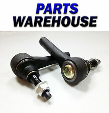 2 Outer Tie Rod Ends For Left Driver And Right Passenger Set Kit
