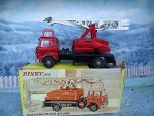 1/43 Dinky No.970 Jones Fleetmaster Crane