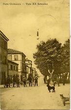 1915 - Porto Civitanova - Viale XX Settembre