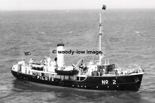 rp02393 - Trinity House Pilot Boat - THV Brook - photo 6x4