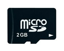 Micro SD TF Memory Card 2GB for Hubsan RC Products, Cameras, Smart Phones, Table