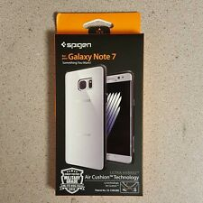 Spigen Samsung Case For Galaxy Note 7 Military Grade Air Cushion Ultra Hybrid UK