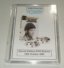 One Flew Over The Cuckoos Nest DVD Audio Press Kit  From 2002