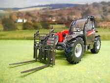 Universal HOBBIES 2017 Massey Ferguson th.7038 TELEHANDLER & FORCHETTE 5201 1/32