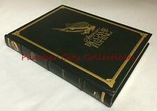 Leather Limited Ed American Big Game Fishing Connett Ernest Hemingway & More