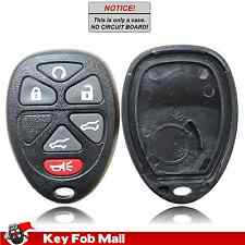 New Key Fob Remote Shell Case For a 2009 Chevrolet Traverse w/ 6 Buttons