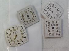 NOS Ladies Elgin Wristwatch Dials (d-31)