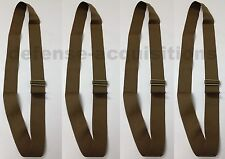SET OF 4 USMC MTV Medevac Strap Lashing Strap Tie Down Attachment Strap MOLLE