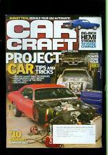 2008 Car Craft Magazine: Project Car Tips And Tricks/ Hemi Stroker '69 Charger
