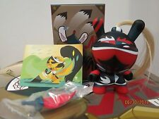 New Kid robot Dunny 2014 Red Patricio Oliver