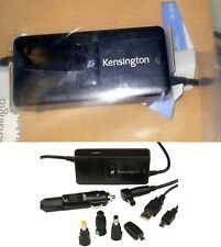 NEW KENSINGTON DELL LAPTOP 90W AUTO AIR CAR ADAPTER 8NTC1 R3CTX 450-13940