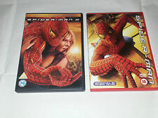 Spider-Man 2 (DVD, 2004, 2-Disc Set) 1 and 2