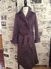 Rene Lezard, Brown Rain Coat Size 40