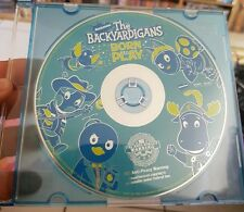 The Backyardigans - Born To Play (disc only) - MUSIC CD  - FREE POST