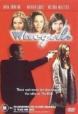 Wisegirls - Mira Sorvino / Mariah Carey  DVD R4 - PAL - New