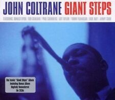 John Coltrane Giant Steps/Lush Life 2-CD NEW SEALED Jazz Remastered Donald Byrd