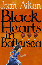 Black Hearts In Battersea (The Wolves Of Willoughby Chase Sequence), Joan Aiken