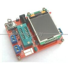 DIY  GM328 Transistor tester frequency / PWM / square wave / LCR meter / volt