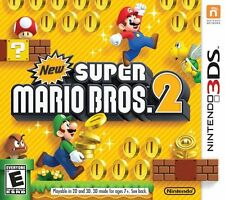Super Mario Bros. 2  (Nintendo 3DS, 2012) BRAND NEW