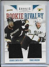 11-12 Rookie Anthology Smith-Pelly/Vincour Rookie Rivalry Dual Jersey # 51