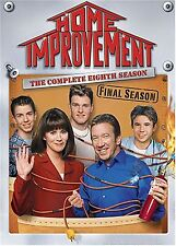 Home Improvement -Complete Series 8 Tim Allen (4 DVD) Region 1 New Eighth Season