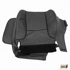 2002 To 2005 Dodge Ram Driver Side Bottom Replacement Vinyl Seat Cover dark gray
