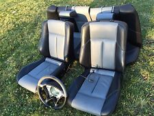 Mercedes W202 C-Class 1995-2000 C43 AMG C36 C230 Kompressor 2-Tone Leather Seats