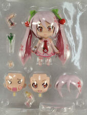 Japan Anime Nendoroid Vocaloid Hatsune Sakura Miku #97a Figure New In Box