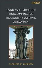 Using Aspect-Oriented Programming for Trustworthy Software Development-ExLibrary