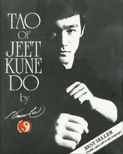 Tao of Jeet Kune Do by Bruce Lee (1975, Paperback, Reprint)