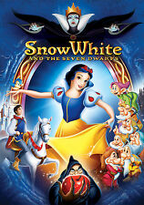 Snow White And The Seven Dwarfs - Disney Classic | BRAND NEW SEALED DVD