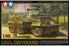 Tamiya 32551 Maquette 1/48 US M8 Light Armored Car Greyhound