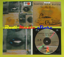 CD Singolo DAVID LEE ROTH She's my machine 1994 us WEA no lp mc dvd(S13)