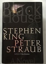 Black House By Stephen King And Peter Straub First Trade Edition 2001 Hardcover