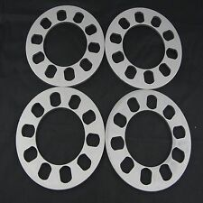 "(4) 5x4.5 Wheel Spacers | 1/4"" 6.35mm Thickness 