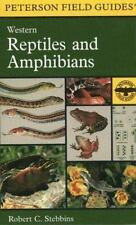 A Field Guide to Western Reptiles and Amphibians: Field Marks of All Species in